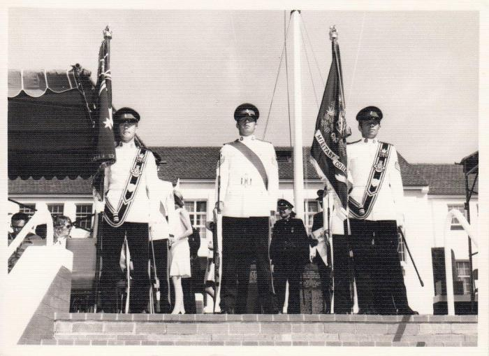 Grad 1972 Colour Party 1