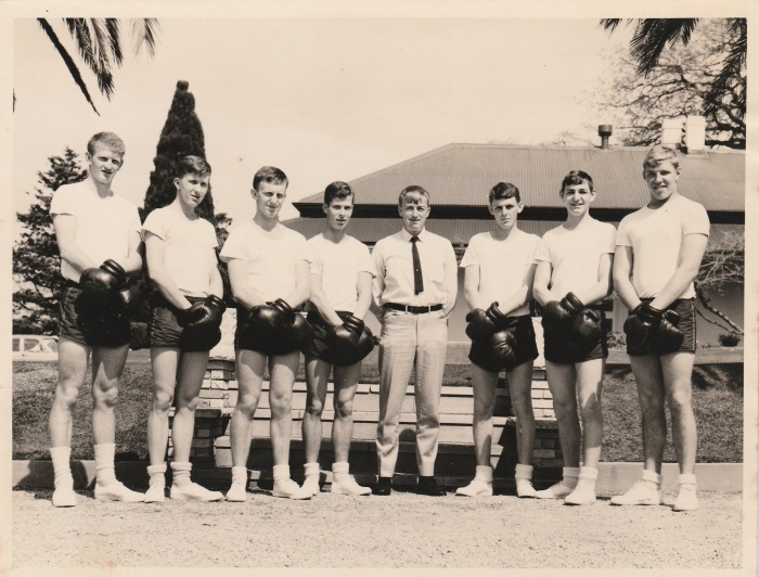 RMC - Boxing Winners 1969